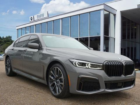 New 2021 BMW 7 Series 740i